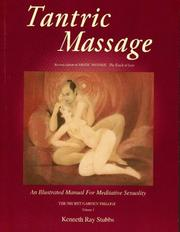 Cover of: Tantric Massage | Kenneth Ray Stubbs