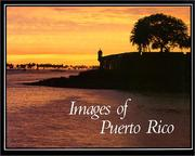 Cover of: Images of Puerto Rico