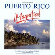 Cover of: Puerto Rico Magnífico!