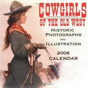 Cover of: Cowgirls