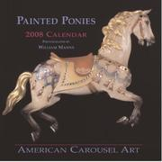 Cover of: Painted Ponies