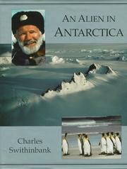 Cover of: An alien in Antarctica