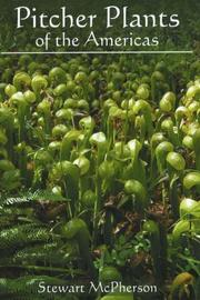Cover of: Pitcher Plants of the Americas