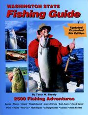 Cover of: Washington State Fishing Guide 9th Edition