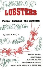 Cover of: Lobsters: Florida, Bahamas, the Caribbean