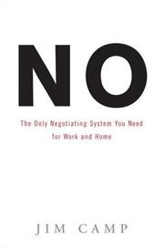Cover of: No