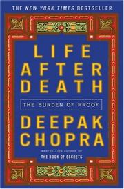 Cover of: Life After Death: The Burden of Proof