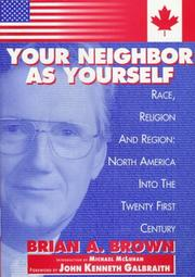 Cover of: Your neighbor as yourself