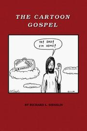 Cover of: The Cartoon Gospel
