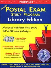 Cover of: Complete Postal Exam 460 Study Program
