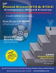 Cover of: New Postal Exam 473 & 473-C Computer-Based Course