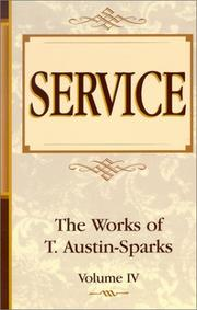 Cover of: Service (Works of T. Austin-Sparks)