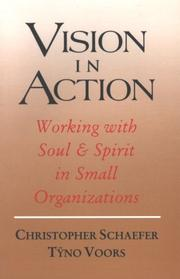 Cover of: Vision in action
