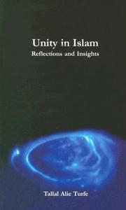 Cover of: Unity in Islam
