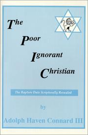 Cover of: The Poor Ignorant Christian