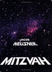 Cover of: Mitzvah (The Basic Jewish Ideas Series) (The Basic Jewish Ideas Series)