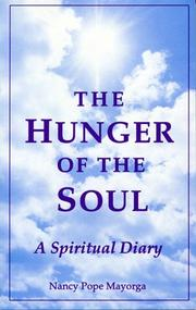 Cover of: The Hunger of  the Soul