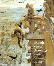 Cover of: French Master Drawings