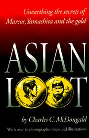 Cover of: Asian loot by Charles C. McDougald