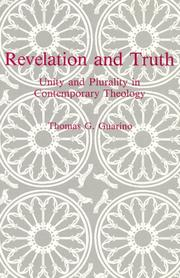 Cover of: Revelation and Truth