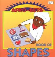 Cover of: Afro-Bets Book of Shapes (Afro-Bets)