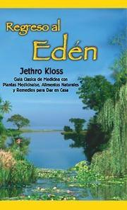 Back To Eden HARDCOVER  Revised Ed by Jethro Kloss