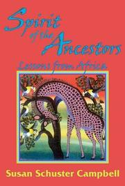 Cover of: Spirit of the Ancestors