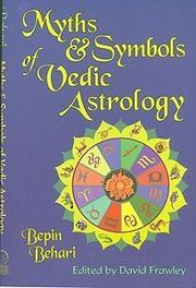 Cover of: Myths & Symbols of Vedic Astrology