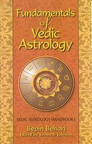 Cover of: Fundamentals of Vedic Astrology