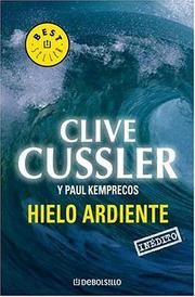 Cover of: Hielo Ardiente | Clive Cussler