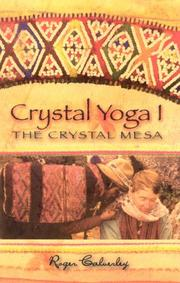 Cover of: Crystal Yoga I
