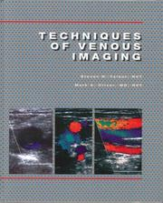 Cover of: Techniques of venous imaging | Steven R. Talbot