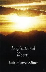 Cover of: Inspirational Poetry