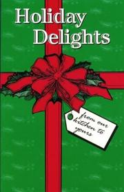 Cover of: Holiday Delights
