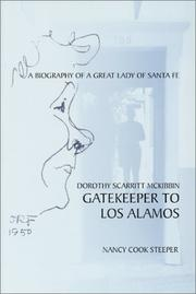 Cover of: Gatekeeper to Los Alamos | Nancy C. Steeper