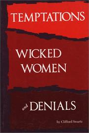 Cover of: Temptations, Wicked Women and Denials