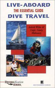 Live-aboard dive travel by Astrid Witte