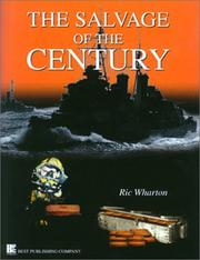 Cover of: The salvage of the century