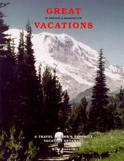 Cover of: Great vacations in Oregon & Washington