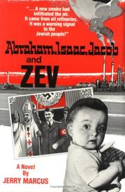 Cover of: Abraham, Isaac, Jacob, and Zev | Jerry Marcus