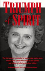 Cover of: Triumph of spirit