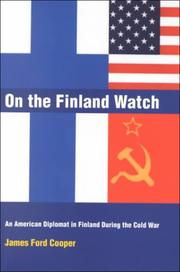 Cover of: On the Finland Watch