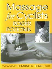 Cover of: Massage For Cyclists |