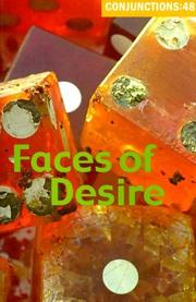 Cover of: Conjunctions: 48, Faces of Desire (Conjunctions)