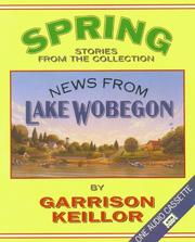 Cover of: Spring Stories from the Collection News from Lake Wobegon