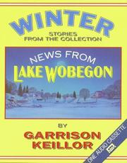 Cover of: News from Lake Wobegon Winter: News From Lake Wobegon