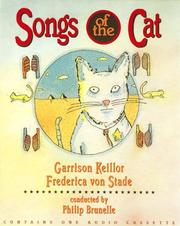 Cover of: Songs Of The Cat