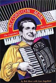 Cover of: Accordion man