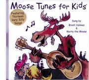 Cover of: Moose Tunes for Kids | Brent Holmes