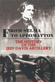 Cover of: From Selma to Appomattox